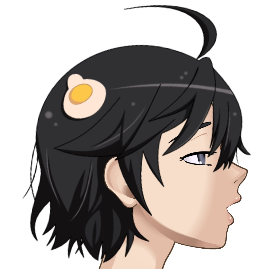 Araragi Karen - short hair.jpg