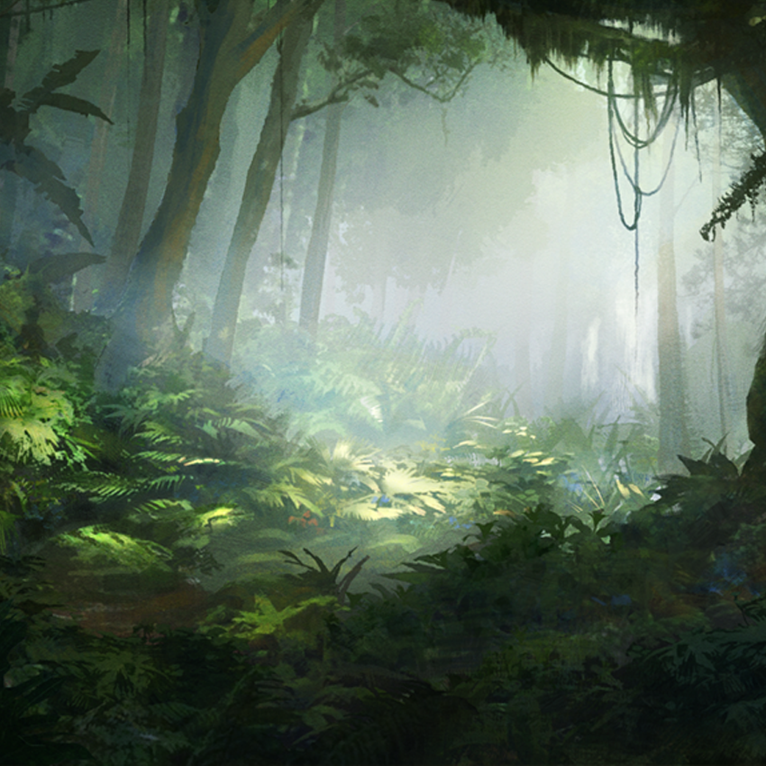 Arknights Background - Forest 3.png