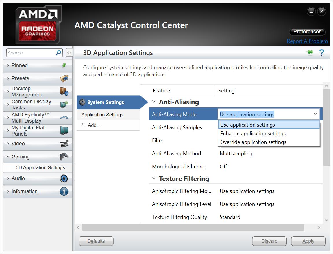 ATI, AMD Radeon Catalyst Control Center.png