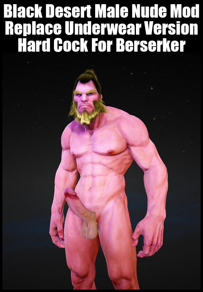 Black Desert Male Nude Mod [Replace Underwear Version][Hard Cock] For Berserker.jpg