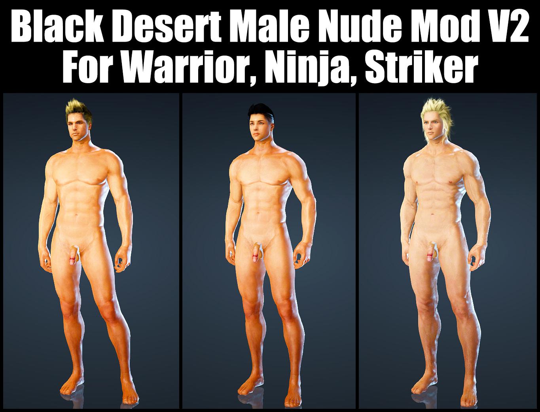 Black Desert Male Nude Mod V2 For Warrior, Ninja, Striker.jpg