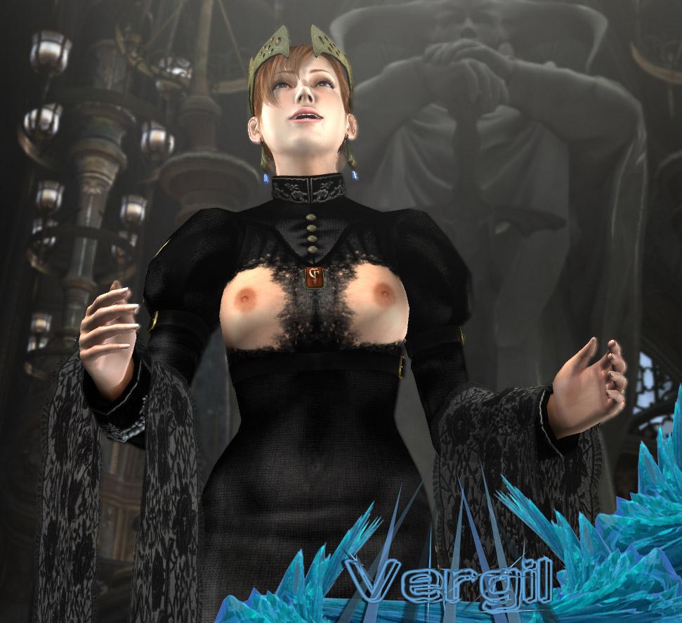 Kyries Torn Black Dress.jpg