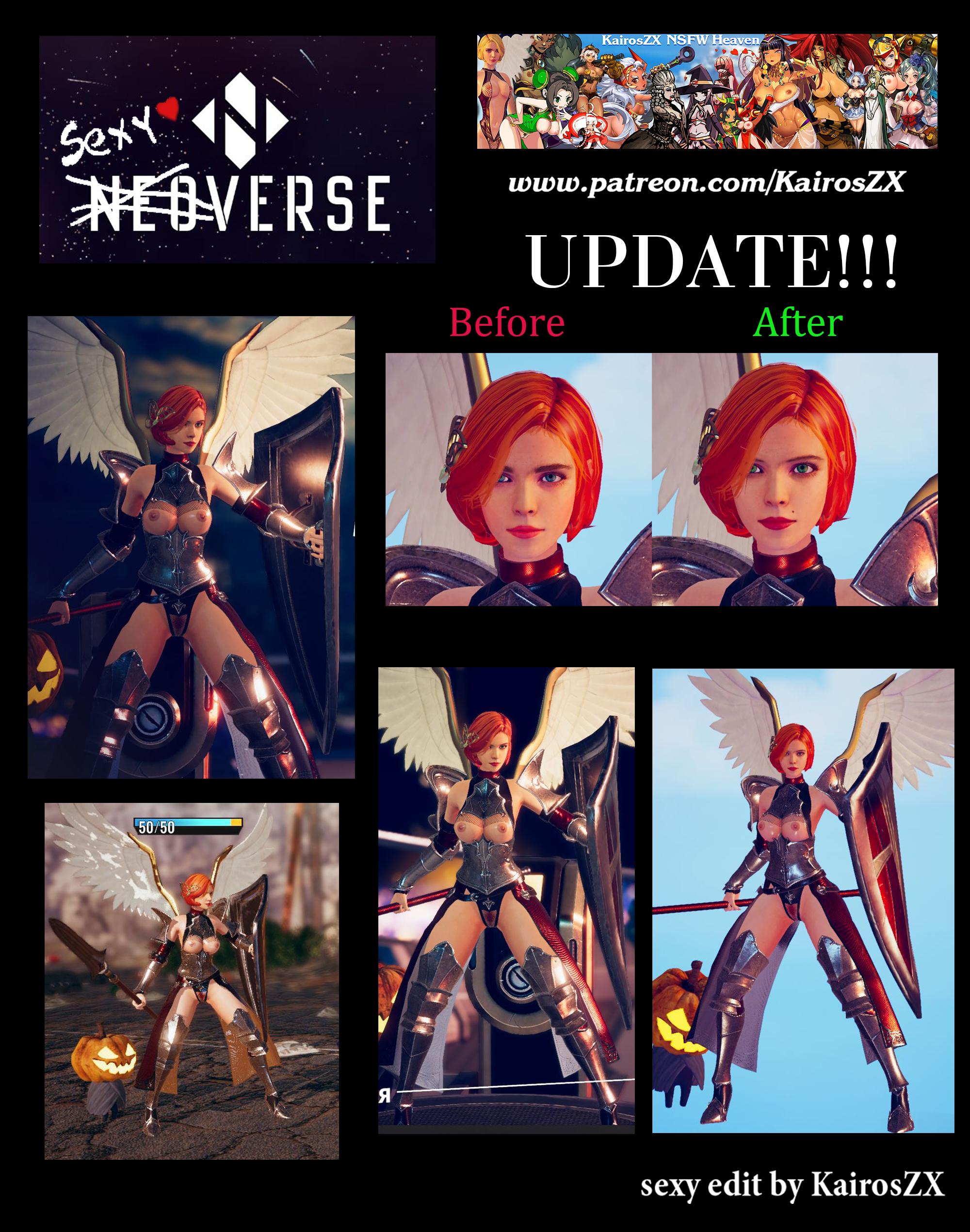 Neoverse Claire DLC.jpg